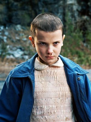 7 Beauty Trends Stranger Things' Eleven Tried First