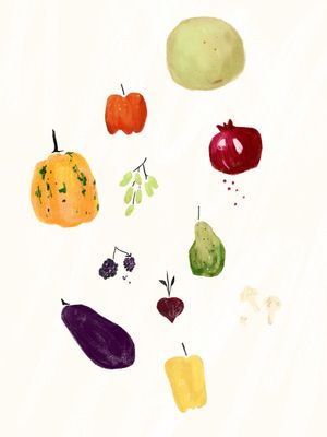 14 In-Season Fruits and Veggies to Eat Now