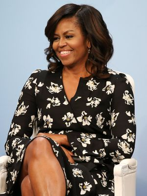 Michelle Obama Is Actually Comfy Shoes' Biggest Champion