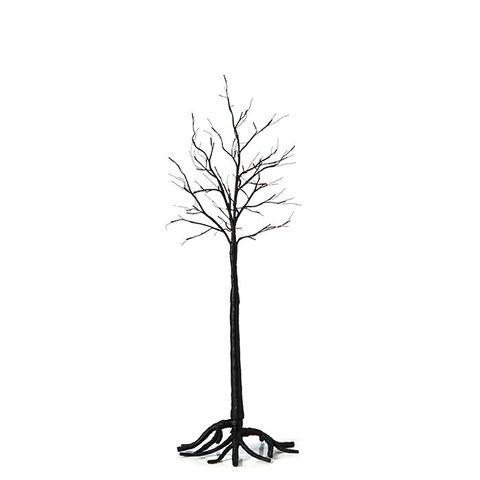 Spooky Lighted Tree