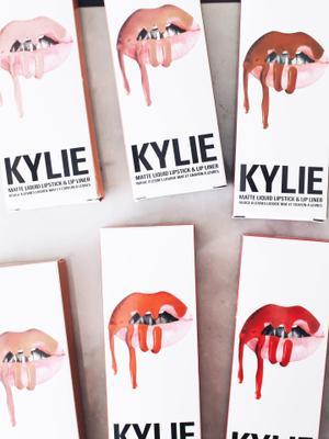 Watch North West Model Kylie Jenner's Lip Kit