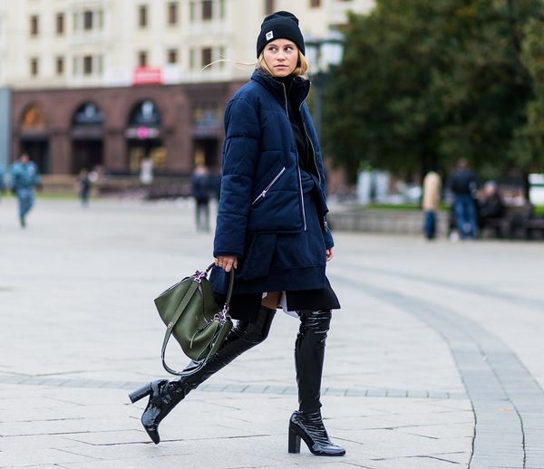 Investing In Street Appeal With Style: 13 Cold-Weather Dressing Tricks From Russia Fashion Week