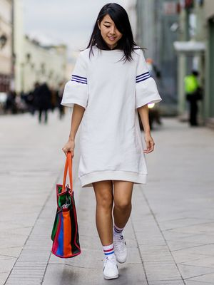 The Very Best Street Style From Moscow Fashion Week