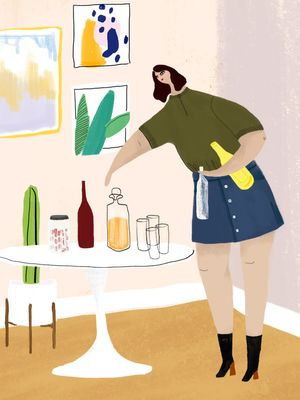 How to Throw Together a Cocktail Party in 30 Minutes—From a Pro