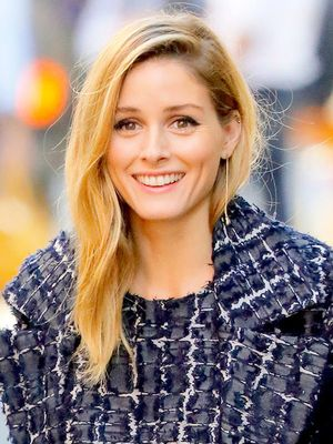 Love to Wear All Black? Olivia Palermo Says Try This Shade Instead