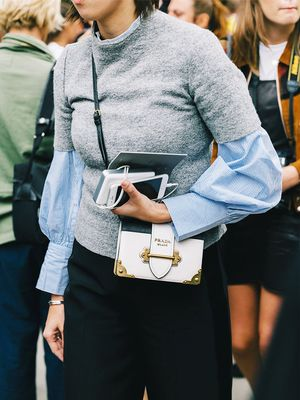 12 Fresh Ways to Wear Your Basic Sweaters