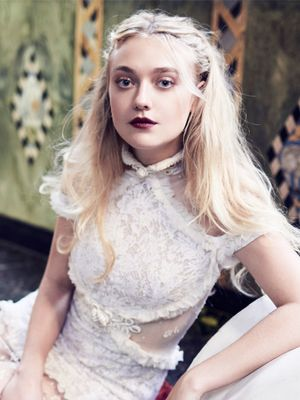 You've Never Seen Dakota Fanning Like This Before