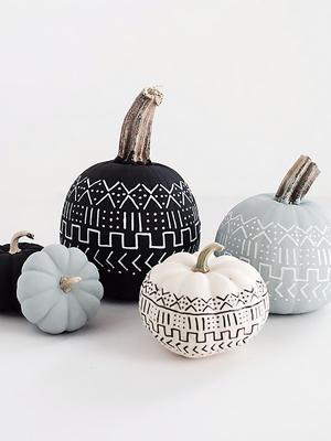 10 Stylish Halloween Décor DIYs From Pinterest