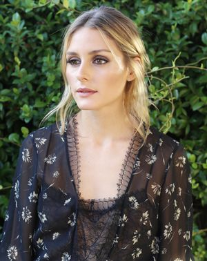 How to Nail the Cool-Girl Updo, According to Olivia Palermo