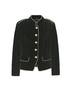 Must-Have: Velvet Band Jacket