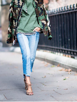 Perfectionists Will Hate This New Denim Trend