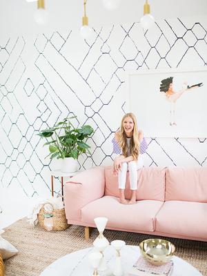 Inside a Designer's Cali-Cool Office Makeover