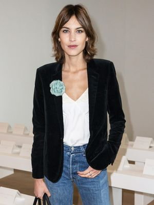 Alexa Chung Swears by This Travel Staple