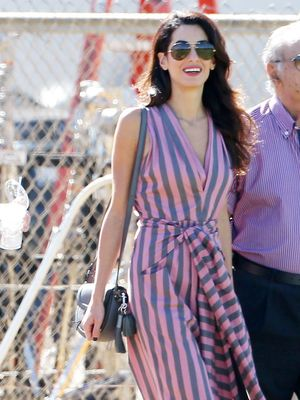 You'll Either Love or Hate Amal Clooney's Shoes