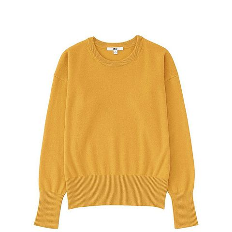 Cashmere Neck Sweater