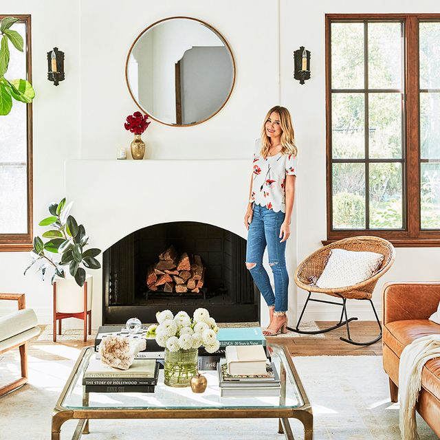 Tour Lauren Conrad's Elegant, Light-Filled Home in the Pacific Palisades