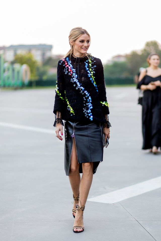 The $10 Way to Get Olivia Palermo's Look