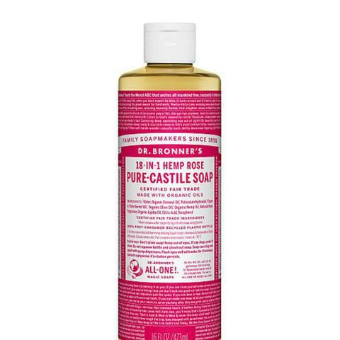Rose Castile Soap