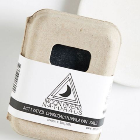 Activated Charcoal and Himalyan Salt Soap