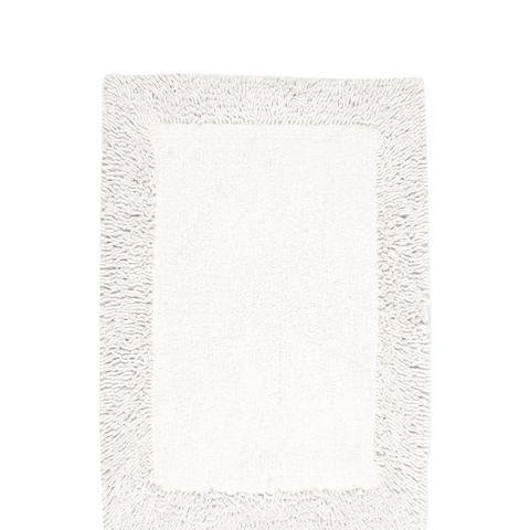 Chenille Cotton Bath Mat