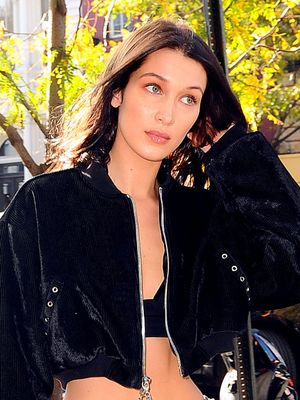 Bella Hadid Just Proved There's a Modern Way to Wear Cargo Pants