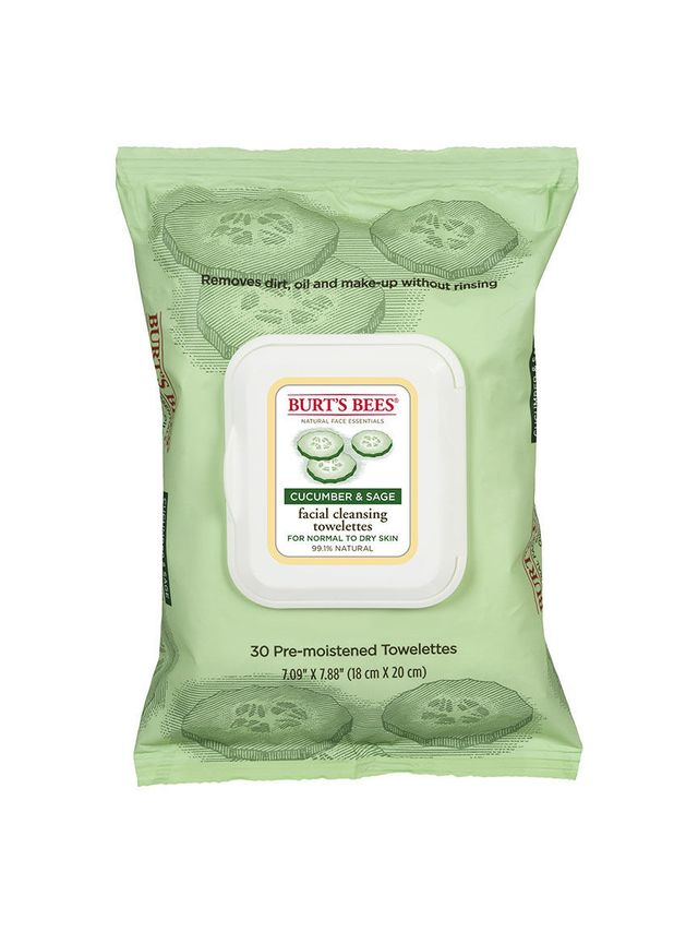 best-drugstore-beauty-products-burts-bees-cucumber-wipes