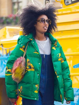 The Bold Jacket Style Everyone Is Dying to Get Their Hands On