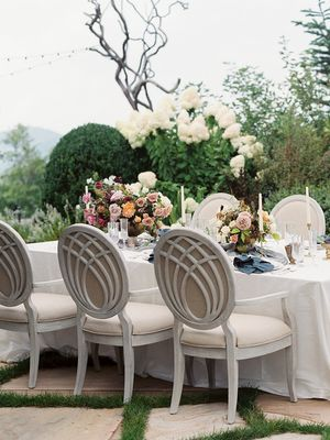 This Wedding Looks Right Out of a Jane Austen Novel