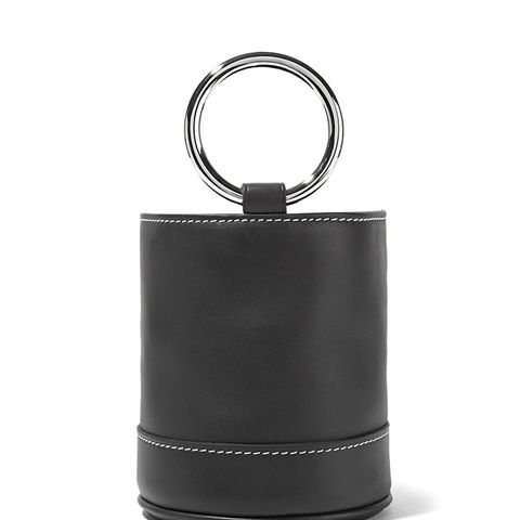Bonsai Mini Leather Tote