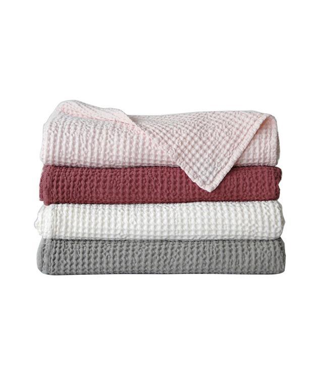 Waffle Weave Blanket