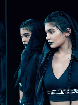 Kylie Jenner Just Debuted the New Puma Sneakers You'll Be Coveting