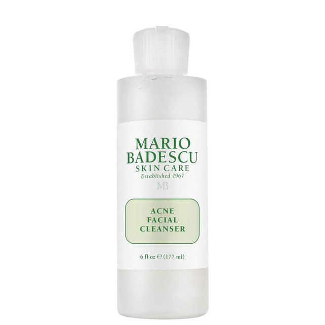 how to get rid of spots: Mario Badescu Acne Cleanser