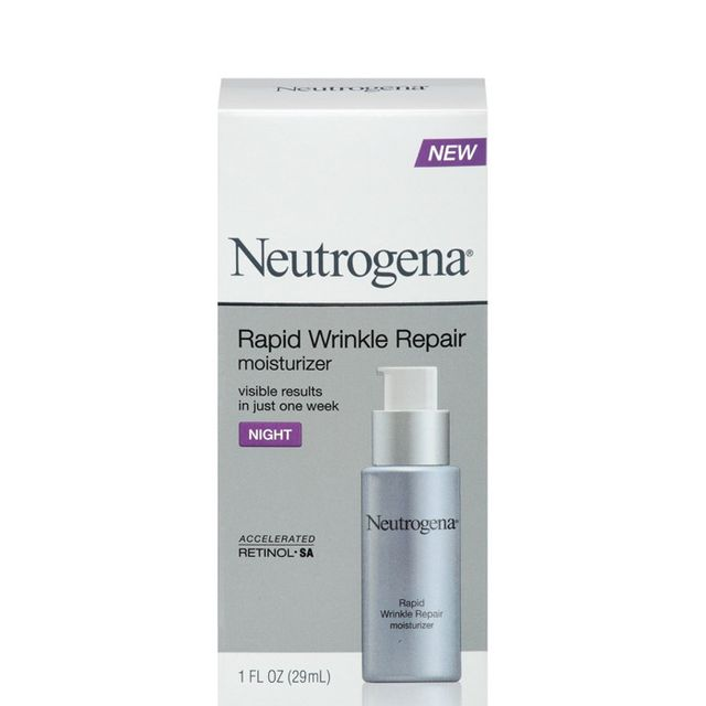 how to get rid of spots: Neutrogena Rapid Wrinkle Repair