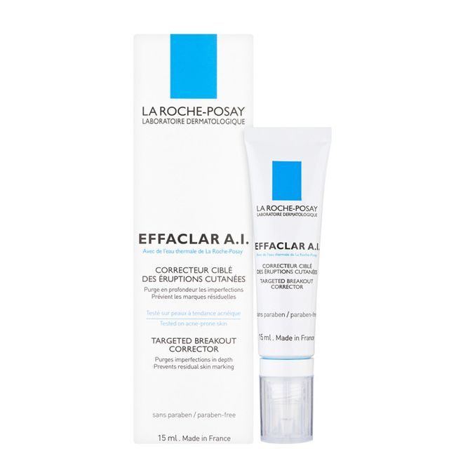 how to get rid of spots: La Roche Posay Effaclar A.I.