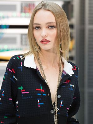 Watch Lily-Rose Depp Change Into 8 Chanel Looks in One Minute