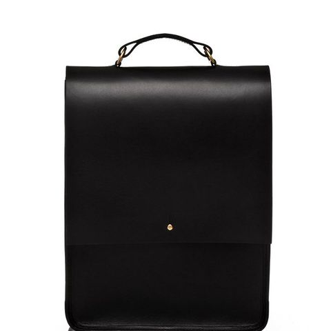 Emma Leather Backpack