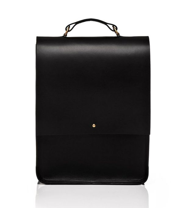 Grace Gordon Emma Leather Backpack