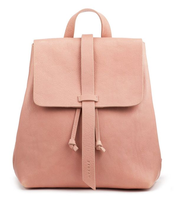 Jigsaw Blake Leather Backpack