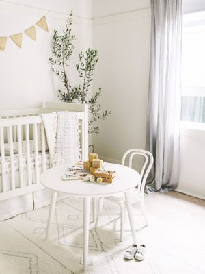 How to Decorate a Gender-Neutral Nursery, According to an Interior Stylist