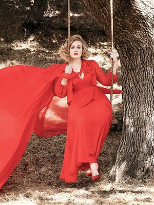 Adele's New Vanity Fair Cover Shoot Is Simply Stunning