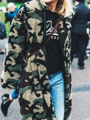 The 10 Most Fashionable Camo Jackets for Fall