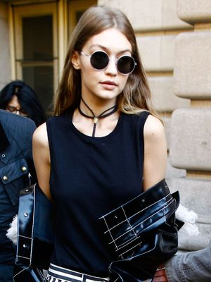 Gigi Hadid Defended This Major Style Faux Pas—Watch the Interview