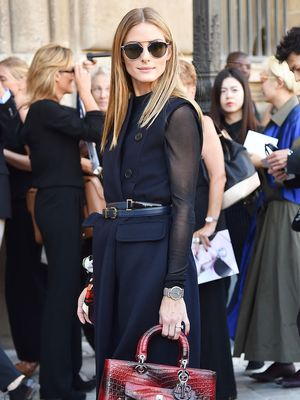 What You Never Knew About Olivia Palermo's Favorite Dior Sunglasses