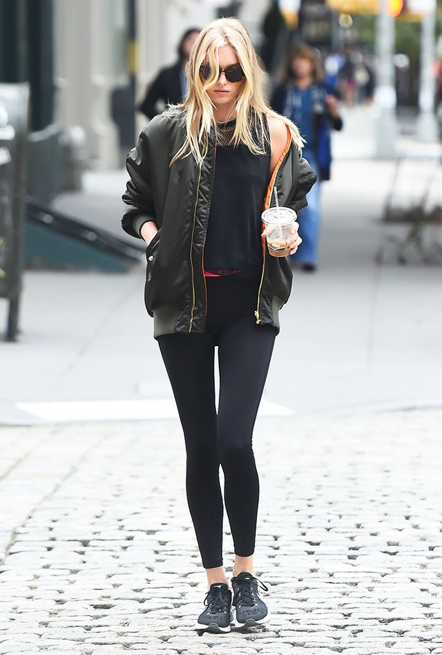 6 Ways You Should Be Wearing Leggings Right Now ...