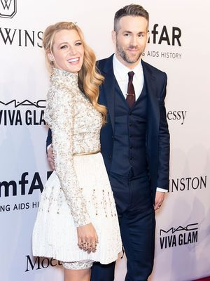 We Finally Know the Gender of Blake Lively and Ryan Reynolds's Second Child
