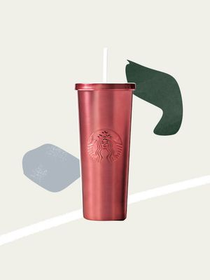 Starbucks's 2016 Holiday Collection Is Surprisingly Chic