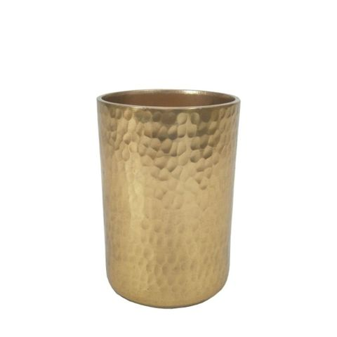 Hammered Pencil Cup