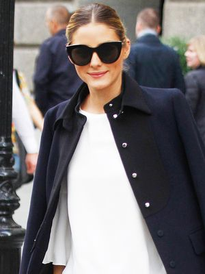 You'll Want to Swap Your Skinnies for Olivia Palermo's Airport Pants