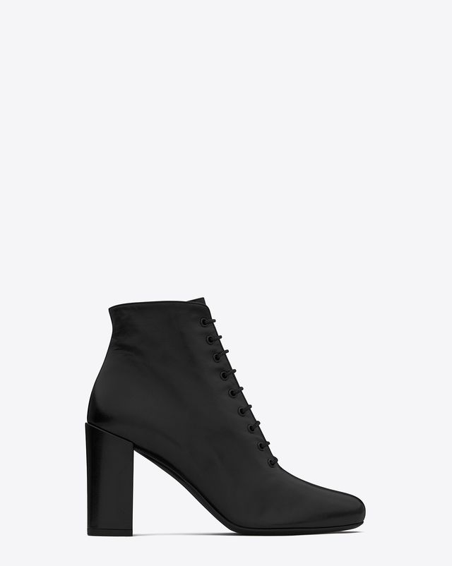 Saint Laurent Babies 90 Ankle Boots