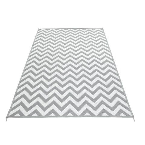 Kmart Outdoor Rug - Rectangular, Chevron